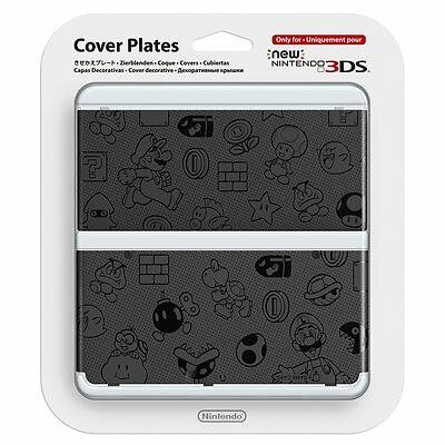 Kisekae Cover Plates No. 005 Embossed for new Nintendo 3DS Japan