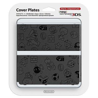 Kisekae Cover Plates No. 005 Embossed for new Nintendo 3DS Japan