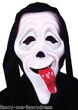 Hommes Qu'est-ce Qu'il Ya Effrayant Film Masque Film Halloween Scream