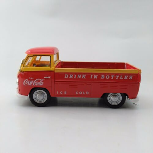 BRAND NEW 1:43 Scale Coca-Cola /'62 Volkswagen Pickup