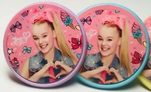 Image Is Loading Jojo Siwa Cupcake Toppers Rings Birthday Party Favors