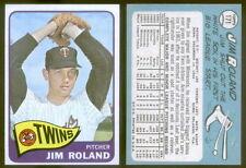 1965 Topps #171 Jim Roland Twins NM