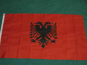 3X5-ALBANIA-FLAG-ALBANIAN-FLAGS-NEW-BANNER-SIGN-F569