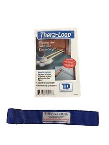 loop anchor tubing thera therapeutic slip band door non blue