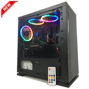 Gaming-PC-Desktop-Intel-Core-i5-3-2GHz-RX-560-4GB-DDR5-RGB-Fortnite-70-fps