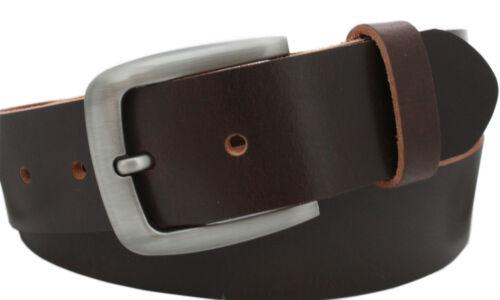 Ledergürtel Accessoire Gürtel Echtes Leder Vascavi Damen Vollleder braun belt