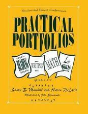 Practical Portfolios: Reading, Writing, Math, and Life Skills, Grades -ExLibrary