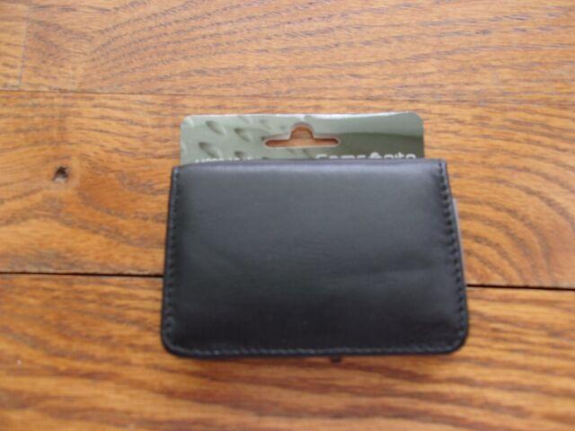 Samsonite 44092-1041 Wallet,card,business,bk sml440921041