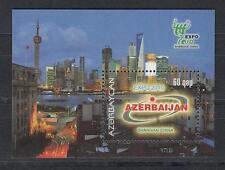 Azerbaijan Aserbaidschan MNH** 2010 Mi.804 Bl.92 Shanghai Expo