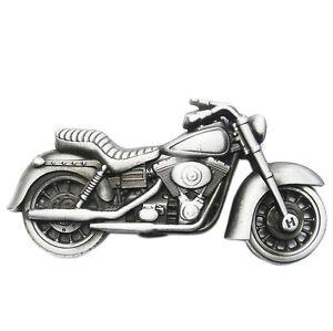 HEAVY-Moto-Motard-Rider-Boucle-de-ceinture-Gurtelschnalle-Boucle-de-ceinture