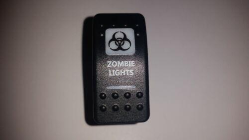 Zombie Lights Switch SBS Maverick Commander X3 Can-Am AMBER // ORANGE