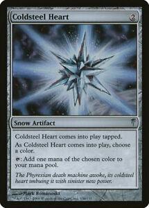 Coldsteel Heart MTG Magic the Gathering COLDSNAP Coldsteel Heart