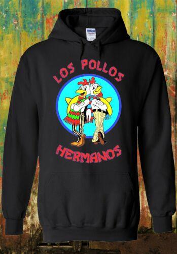 Los Pollos Hermanos Walter White Funny Men Women Unisex Top Sweatshirt Hoodie 6