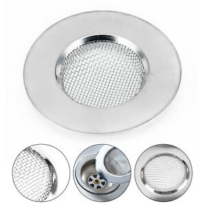 Details about Hair Catcher Shower Bath Drain Tub Strainer Cover Sink Trap  Basin Stopper Filter
