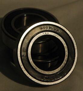 10 10 NTN 6005 LUA1 2 TS3 Premium Double Sealed Bearings 25mm x 47mm x 12mm