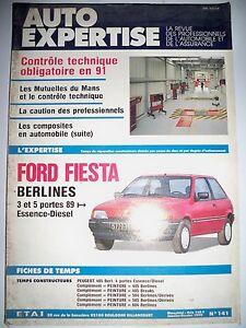 Grosses Soldes Ford Fiesta - Revue Technique Auto-expertise (catalogue Pièces Détachées)
