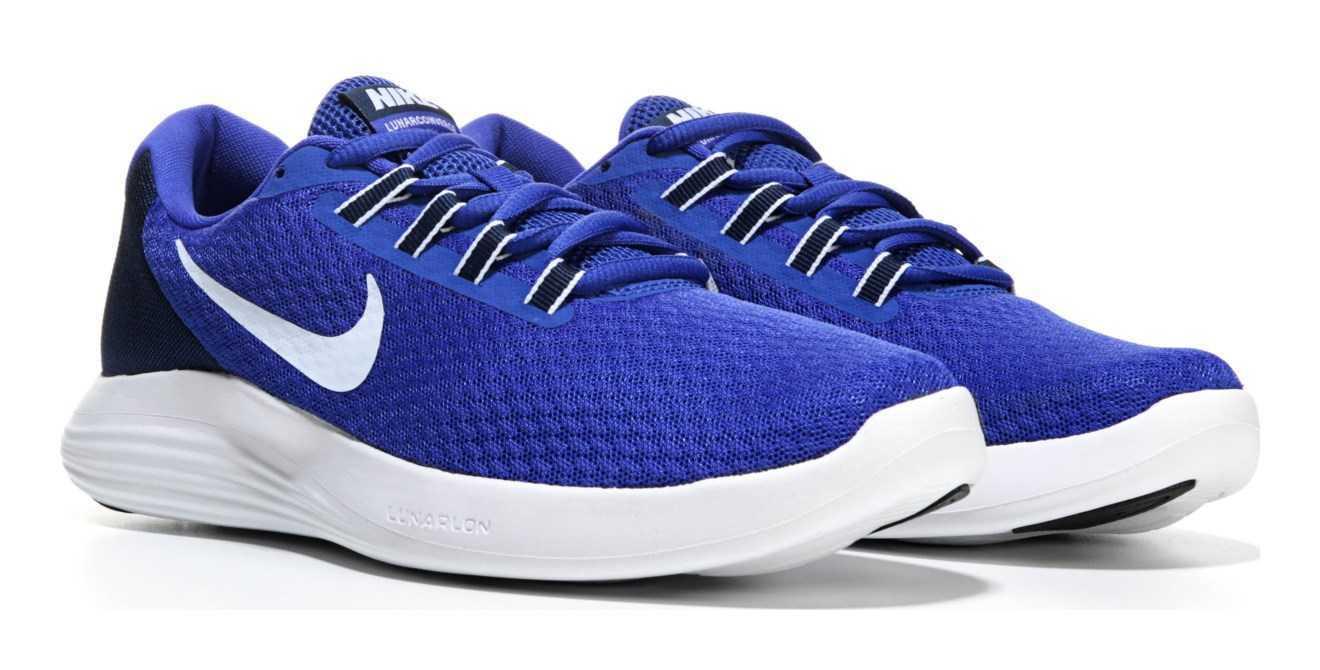 Uomo Nike scarpe da da da ginnastica Lace blu bianca Lunar Converge Uomo Dimensione 11 1 2 34d316