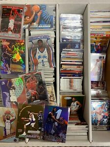 1998-2020-Tracy-McGrady-Basketball-Lot-of-20-Cards-No-Dupes-Base-Inserts