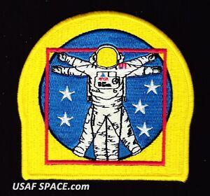 ORIGINAL-AB-Emblem-VITRUVIAN-MAN-5-STAR-EVA-NASA-ISS-SPACE-WALK-PATCH-USA-MINT