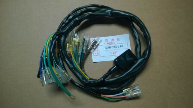Honda complete wire wiring harness loom CB500 K1 K3 1972 ...