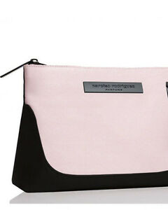 Image Is Loading Narciso Rodriguez For Her Pink Amp Black Pouch