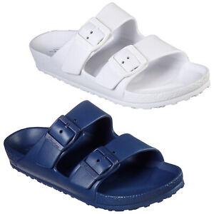 skechers cali flip flops