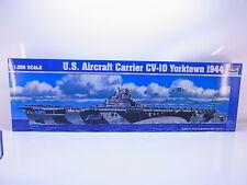 Interhobby 43587 Trumpeter 05603 US Aircraft Carrier Yorktown 1:350 Bausatz NEU