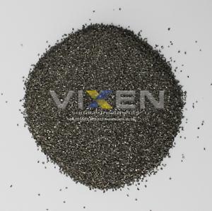 abrasivo Vixen G07 grado refrigerada Hierro grano medio 25kg Chorro tiro arenilla arena