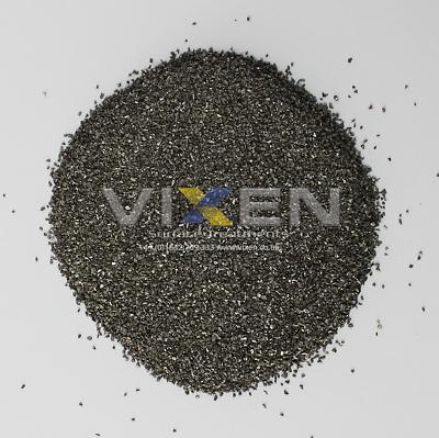arenilla Grano refrigerada de hierro G05 grado Vixen medios 25kg Chorro arena tiro abrasivo