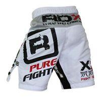 Authentic RDX Flex Fight Shorts UFC MMA Cage Grappling Short Boxing Martial arts
