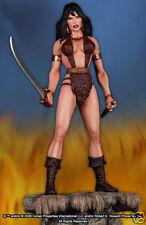 BELIT STATUE BY HARD HERO SCULPTED BY SETH VANDABLE (Conan, Belit, Zula)