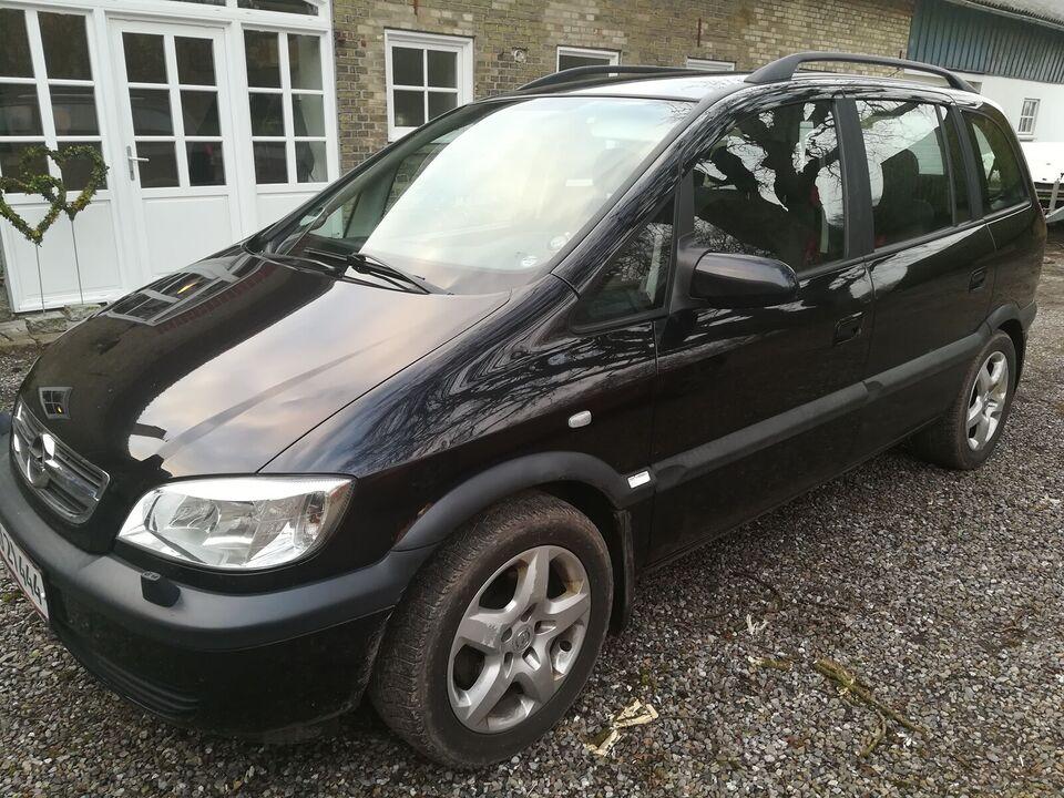 Opel Zafira, 1,8 16V Comfort, Benzin