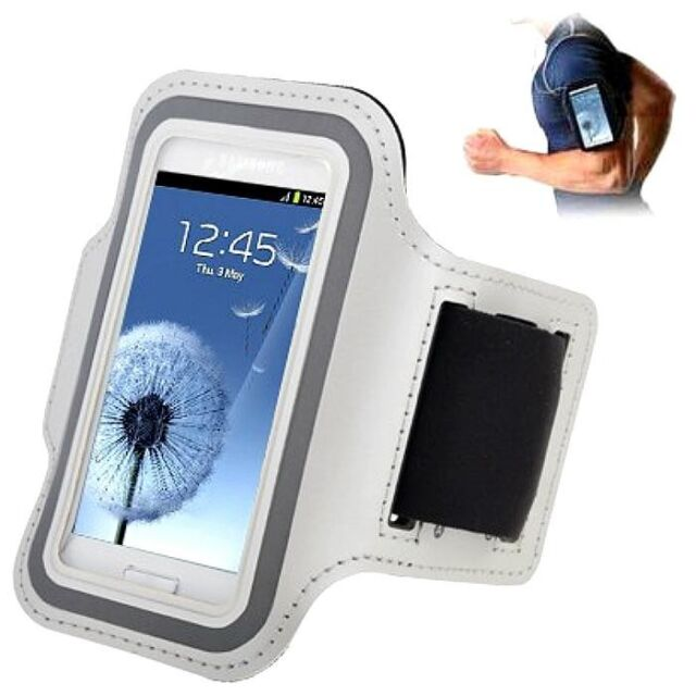 Case Fitness Bracelet Jogging For Phone Samsung Galaxy Trend Duos GT-S7560