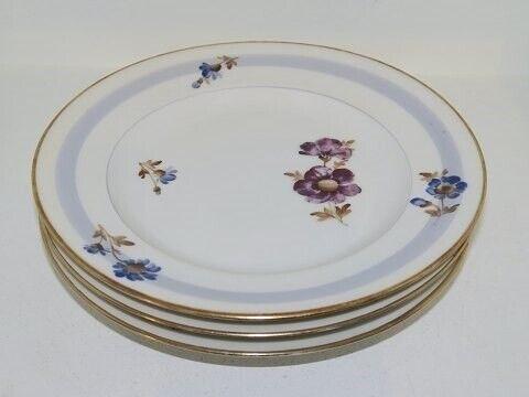 Porcelæn, Fredensborg  Frokosttallerken 21 cm.,