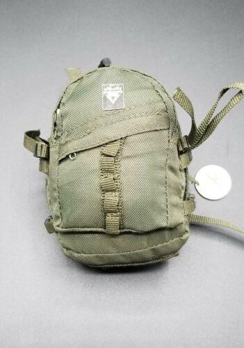 "1:6 Hot Toys PMC Green Hydration Medic Backpack 12/"" GI Joe Dragon BBI Dam SEAL"