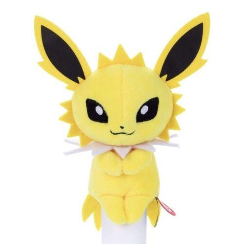 Jolteon Thunders Chokkirisan mini Plush Doll Pokemon Japan