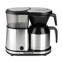Bonavita Bv1500ts 5-cup Coffee Maker With Thermal Carafe In Box