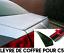 LAME COFFRE SPOILER BECQUET LEVRE AILERON pour CITROEN C5 2004-08 HDI THP VTi V6