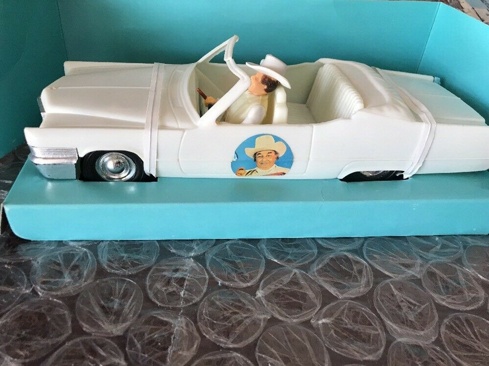 Mego Dukes Of Of Of Hazzard Boss Hogg Caddy Caddilac Vehicle READ 1ccf3e