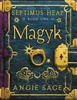Septimus Heap: Magyk 1 by Angie Sage (2005, Hardcover)