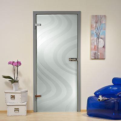 Ganzglastür Glastür Tür Innentür Ganzglastüren Türen Zimmertüren GS 258-F2