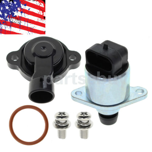 Throttle Position Sensor TPS Idle Air Control Valve For Chevy GM Buick Cadillac