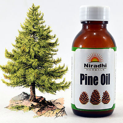PINE OIL 100% Natural Pure UnDiluted UnCut ESSENTIAL OIL 5ML TO 1000ML