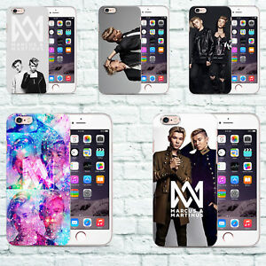 Details about Marcus and Martinus Teen Duo Band From Norway Singer PHONE  CASE COVER IPHONE