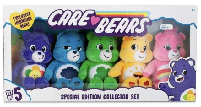 "Care Bears Little Surprise Pets Plush Harmony Bear 3.5/"" Hollar Online Exclusive"