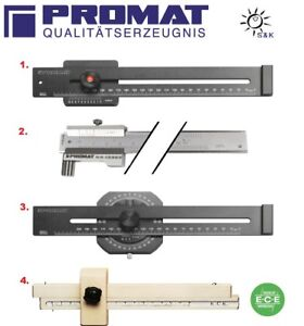 PROMAT-Streichmass-200-250-od-300mm-mit-flachem-Schieber-oberflaechengehaertetet