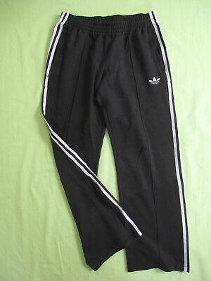 Pantalon Adidas Originals noir Homme Survetement Pants Vintage S   eBay