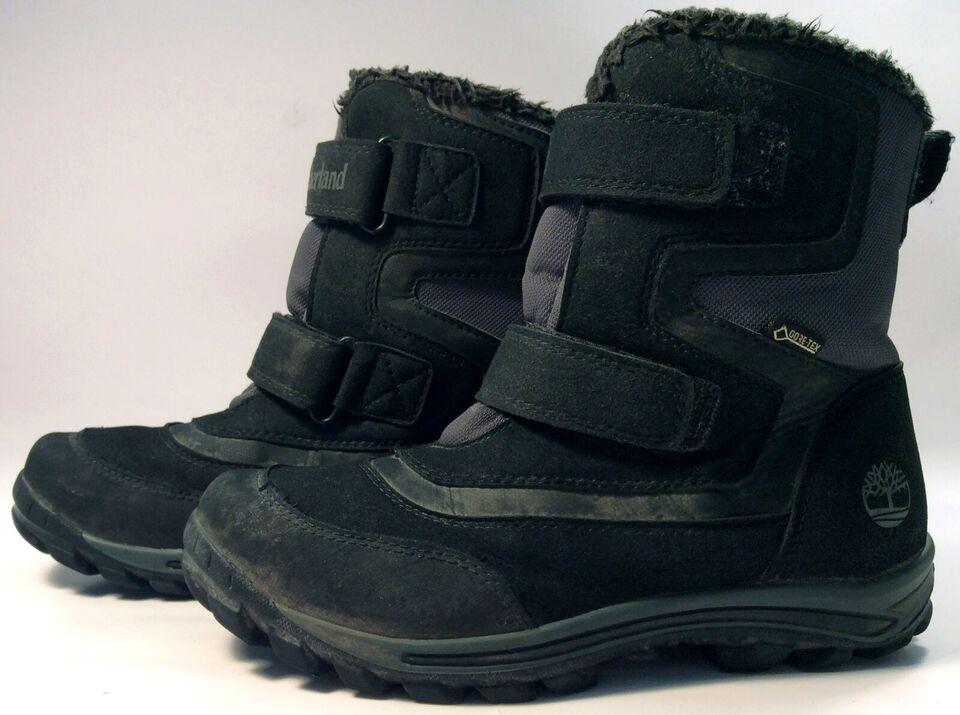 Vinterstøvler, str. 34, Timberland