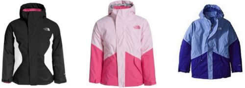 The North Face Youth Girl/'s Kira TriClimate Jacket 3in1 Winter Coat