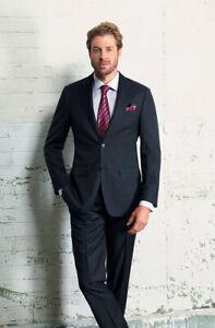online store 4c08a 3ac9f Details zu Business-Anzug dunkelblau (Sakko), Mix & Match, Top-Qualität,  Leichte Schurwolle